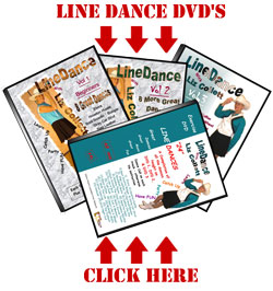 Click here to see line dance dvds